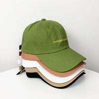 yaz şapkaları kore toptan satış-Moda Şapka Kadınlar Erkekler 2019 Yaz Yeni Kore Beyzbol Şapkası Hip Hop