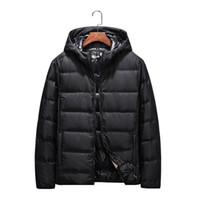 Wholesale korean high quality clothes resale online - Man Down Jackets Keep Warm High Quality Cotton New Pattern Korean Leisure Time Motion Frivolous Lovers Clothes Loose Coat
