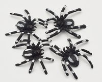ingrosso i regali divertenti divertenti dei giocattoli-Simulazione di plastica simulata di ragno Simulazione di scherzo falso d'insetto