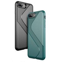 Wholesale iphone s back for sale – best Anti Slip Shockproof Phone Cases For iPhone s Plus Soft Silicone S Decoration Back Cover For iPhone Pro X XR XS MAX