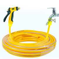 Wholesale expandable flexible garden water hose for sale - Group buy 16FT FT Garden Water hose with Garden Water Expandable Magic Flexible Wate Hose Plastic Hoses Pipe With Spray Gun To Watering