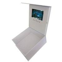 lcd contrôle de la lumière achat en gros de-7 pouces vidéo boîte de cadeau carte de vœux Lcd contrôle de la lumière boîte de cadeau carte de vœux vidéo Graduation Birt