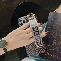 Wholesale imd phone case for sale – best Fashion Letter Print Soft IMD Phone Case for IPhone Pro Pro X XS MAX XR plus plus Wrist Strap Band Finger Hook Cover