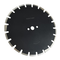 Wholesale laser cut steel for sale - 14 Inch D350mm Laser Welding Diamond Circular Saw Blades for Concrete Asphalt Diamond Cutting Disc Stone Cutting Tools One Piece