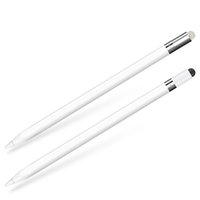 Wholesale touch tablet inches resale online - Stylus Cap For Apple Pencil Magnetic Replacement Cap Durable fiber tip for All Touch Screen Tablet inch Cell Phones