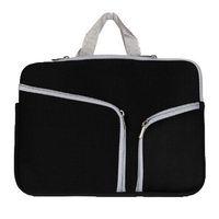 Wholesale laptop durable for sale - Group buy Slim Laptop Protective Case Zipper Bag Sleeve Pouch Handbag For Macbook Air Pro Retina inch Storage Bag Travelling Bags Durable