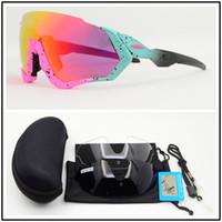 lentes de peixe venda por atacado-3 Lente UV400 Polarized Ciclismo Óculos De Sol TR90 Esportes Bicicleta Óculos MTB Mountain Bike Pesca Caminhadas Equitação Óculos