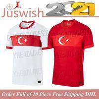 Wholesale soccer jerseys sets resale online - 2020 Turkey soccer jerseys ARDA INAN TOSUN TUFAN ERKIN MALLI TOPA CALHANOGLU OZTEKIN football shirt set Home Away Adult Uniform