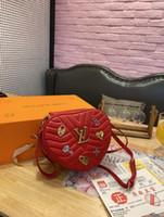 Wholesale cross shoulder cell phone bags resale online - 2019 new designe Women single shoulder bag tote Bags cowhide Quality women purse simple luxury handbags color