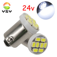 Wholesale ba9s t4w for sale - Group buy YSY V BA9S SMD T11 T4W LED Light Bulb Clearance Reverse Light Indicator Reading License Plate Lamps White