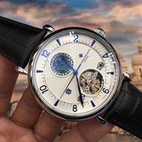 Wholesale AAA Swiss Automatic Movement Top Luxury brand Man Sports Mechanical Watch Tourbillon Business Watches men s Self wind Wristwatch