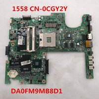 Wholesale sata laptop hd for sale - For Laptop Motherboard P N CN CGY2Y CGY2Y CGY2Y HM55 HD de MB DA0FM9MB8D1 placa madre Full Tested