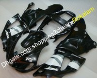 Wholesale parts yzfr1 resale online - White Black Fit For Yamaha Fairing YZF R1 YZFR1 YZF R1 YZFR1000 Motorbike Fairing Aftermarket Kit Parts Injection molding
