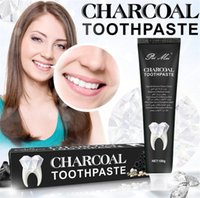 frisch organisch großhandel-PeimeO Zahnpasta für Zahnbürsten für die Zahnmedizin Zahnpasta aus Bambus Oral Care Hygiene Reinigung natürlicher Bio-Aktivkohlezahn Yellow Stain fresh