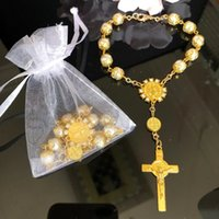 Wholesale baptism gift favors for sale - Group buy baptism souvenir first communion favors Confirmation Christening gifts