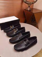ingrosso scarpe coreane di caduta-New Fall Bean Shoes Uomo in pelle, inglese da uomo pigro per il tempo libero, edizione coreana, scarpe fatte a mano in pelle di mucca