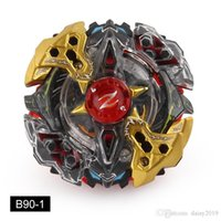 Wholesale Limited Gold Version Edition D Beyblade BURST B90 Starter Drain Fafnir Nt Spinning Top wiithout launcher and box
