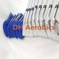 Wholesale golf sets graphite shafts for sale - Group buy 8PCS JPX919 Forged Iron Set JPX919 Golf Forged Irons Golf Clubs PG R S Flex Steel Graphite Shaft With Head Cover