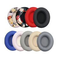 Wholesale headphone cushion replacement resale online - 2019 new high quality Replacement Ear pad Earpads cushions cover For Stu dio wireless Headphone pairs by DHL