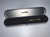 sifflet de pendentif achat en gros de-Pendentif de porte-clés sifflet rétro vie de cuivre de compétition de formation avec collier