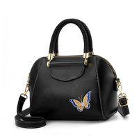 Wholesale butterfly print handbags for sale - Group buy good qualitySeashell Women s Handbag Embroidered Crossbody Bags For Women Butterfly Print Luxury Handbags Women Bags Designer
