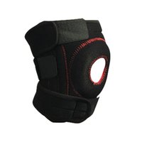 дышащие баскетбольные коленные подушечки оптовых-Adult Protective EVA Knee Pads Anti-slip Compression Breathable Knee Crashproof Protective Gear Basketball Football