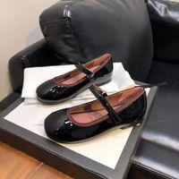Wholesale flat shoes bows resale online - Girls Ballet Flats Genuine Leather Shoes for Children Designer Flats for Toddler Girls High Quality footwear for Kids