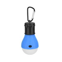 Wholesale energy saving lamp bulb for sale - Group buy Outdoor LED Camping Lamp Tent Night Light Bulb ABS Energy saving Low Heat Camping Lantern Light DHL