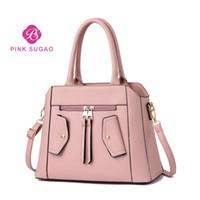 Wholesale plain handbags for sale resale online - Pink sugao designer handbags women handbag designer crossbody bag designer tote bag new style handbag hot sale fashion purses for girl