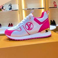ingrosso scarpe da running-Scarpe da donna Sneakers Platform Scarpe da ginnastica Fashion Ladies Daily Run Away Sneaker Chaussures de course pour femme Scarpe da donna Casual Lace Up