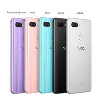 nubia mobiles großhandel-Ursprüngliche ZTE Nubia Z18 Mini Handy Snapdragon 660 Octa Core 5,7