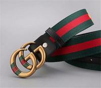 plain leather belts achat en gros de-Ceintures de créateurs pour hommes et femmes en cuir véritable 2018, ceintures de créateurs pour la mode et les loisirs