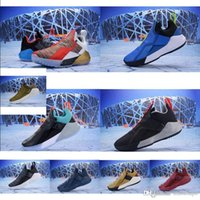 1b87a6d8648952 Mens lebron Ambassador 11 XI basketball shoes for sale Black White Grey  Oreo Blue Olive new What the lebrons 16 Generation sneakers with box