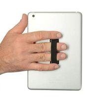 parmak tutamağı toptan satış-Stokta elastik bant cep telefonu askısı sıkışmış Dokunmatik Tutucu Parmak Yüzük akıllı telefon Için kolu cihazı sapan kavrama, cep telefonu