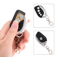 duplicador de llaves de coche universal al por mayor-GV608 Portátil Mini 4 Canales RF Control Remoto 315 433 MHz Puerta de Garaje Universal del Coche Control Remoto Duplicador Llave Fob Envío Gratis