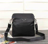 Wholesale phone 26 resale online - Global classic luxury package Canvas leather cowhide men s shoulder bag best quality handbag size cm cm cm