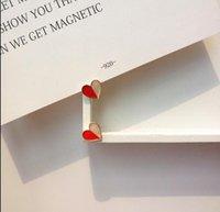 pendientes de oro carta de amor al por mayor-Forma T carta de amor pendientes de acero de titanio de 18 quilates de oro par estéreo Mujer de diseño para joyas de moda Marca