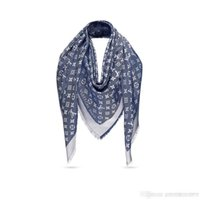 элегантные шарфы оптовых-2019 новый модный шарф женский шарф шерстяной шелк хлопок элегантные женские шарфы обернуть подарки 140x140 см
