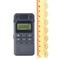 золотой mp3-плеер оптовых-Цифровой диктофон, 8 ГБ, диктофон, MP3-плеер, поддержка записи LIN-IN и запись по телефону.