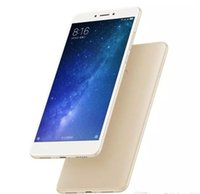 xiaomi phone al por mayor-Original Xiaomi Mi Max 2 android 4GB RAM 128GB ROM 6.44