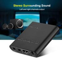 avi mkv hdmi media player achat en gros de-Mini 1080P HD Media Player Stereo Entourer YPbPr / AV / sortie HDMI Lecteur HDMI médias pour prise US
