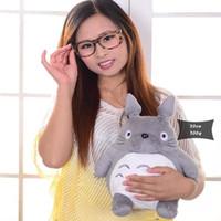 nachbar totoro großhandel-20 cm Mein Nachbar Totoro Plüschtiere kuscheltiere Beste Geschenke Spielzeug Für Kinder Stofftier Für Kinder spielzeug Geschenk Animation Puppe