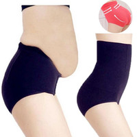 Wholesale everyday shapers resale online - Women Shapers Solid Color Seamless High Waist Shapewear Tummy Control Corset Briefs Magic Body Shapewear Lady Corset Underwear