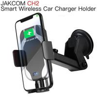 celulares japão venda por atacado-JAKCOM CH2 Smart Wireless Car Charger montar titular Hot Sale em outras partes do telefone celular como Celulares relógio do telefone celular japão