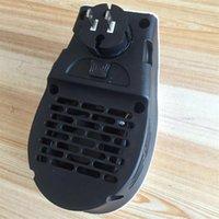 Wholesale machine heater resale online - Remote Electric Handy Heater A V W Fast Heating Mini Desktop Wall Stove Radiator Warmer Machine