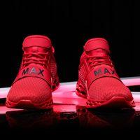 zapatillas casual hombre toptan satış-Yaz Ayakkabı Erkekler Sneakers Eğitmenler Ultra Zapatillas Deportivas Hombre Nefes Rahat Ayakkabılar Artırır Sapato Masculino Krasovki