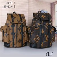 Wholesale bucket bags for men resale online - 2020 new backpack for mans travel bags Basketball backpacks shoulder bags School bag women duffle bag Sports outdoor bag