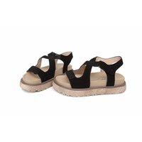 ingrosso sandali della piattaforma della boemia-New Summer Roman Bohemian Sandals Matte Matte Muffin Platform Fashion Flat Flat Large Size Scarpe da donna jooyoo