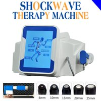 Wholesale muscle stimulator machines for sale - Shock wave machine Shoulder Pain Relief Electromagnetic shockwave Impulse Muscle Stimulator shock wave therapy spa equipment
