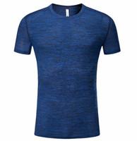 laufkleidung ausführen großhandel-2019 2020 beliebte fußballbekleidung personalisierte benutzerdefinierte herren beliebte fitnesskleidung training laufwettbewerb trikots